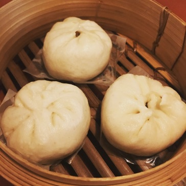 Steamed BBQ Buns