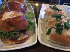 Pig Buns and Lobster Rolls