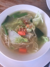 """Chicken Noodle Soup"" @ Sammy's"
